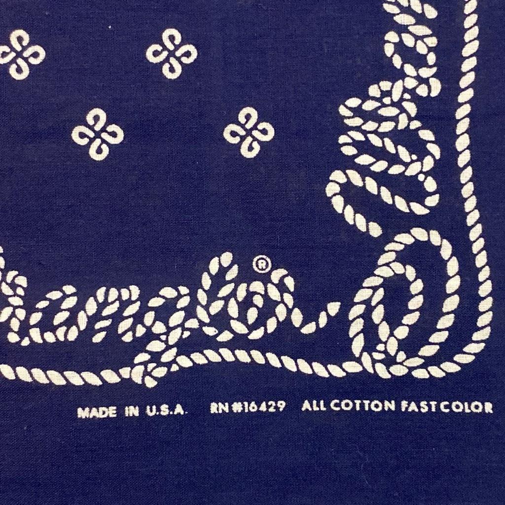マグネッツ神戸店5/23(土)OnlineStore服飾雑貨&シューズ入荷! #5 Vintage  Bandana!!!_c0078587_14565294.jpg