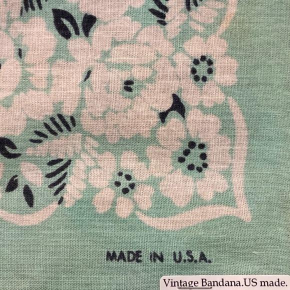 マグネッツ神戸店5/23(土)服飾雑貨&シューズ入荷! #5 Made in U.S.A. Bandana!!!_c0078587_15353056.jpg