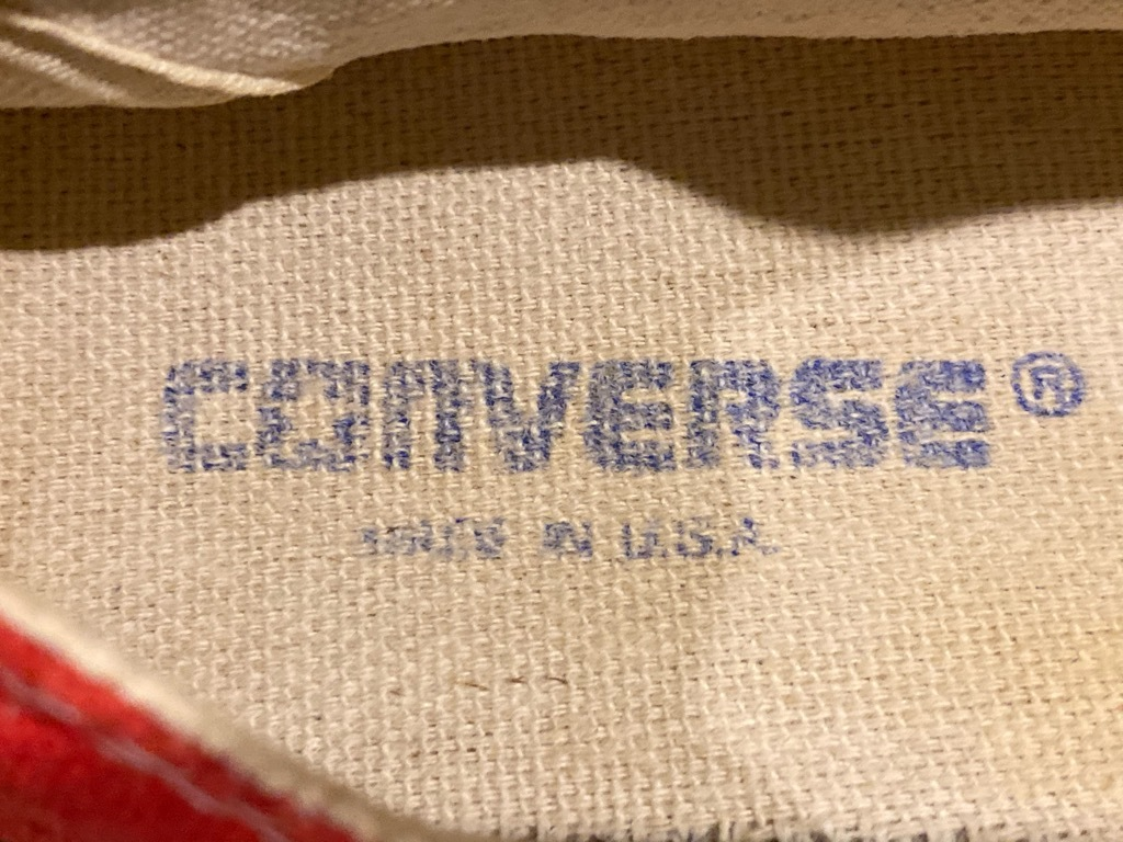 マグネッツ神戸店5/23(土)OnlineStore服飾雑貨&シューズ入荷! #6 Converse All Star Made in U.S.A.!!!_c0078587_16330317.jpg