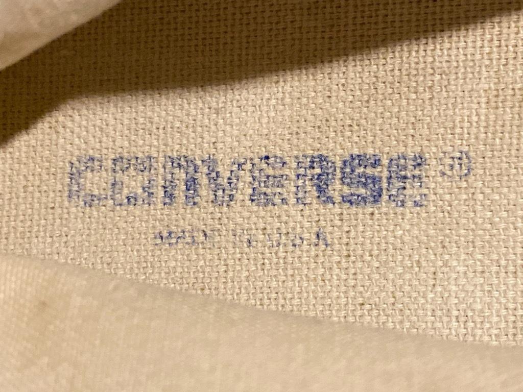 マグネッツ神戸店5/23(土)服飾雑貨&シューズ入荷! #6 Conversew All Star Made in U.S.A.!!!_c0078587_17331899.jpg