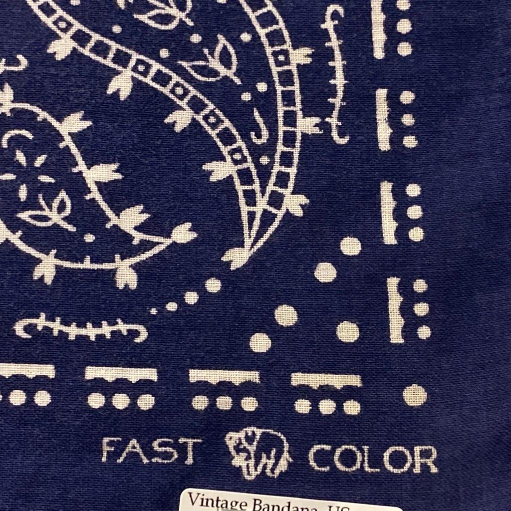 マグネッツ神戸店5/23(土)服飾雑貨&シューズ入荷! #5 Made in U.S.A. Bandana!!!_c0078587_17482820.jpg