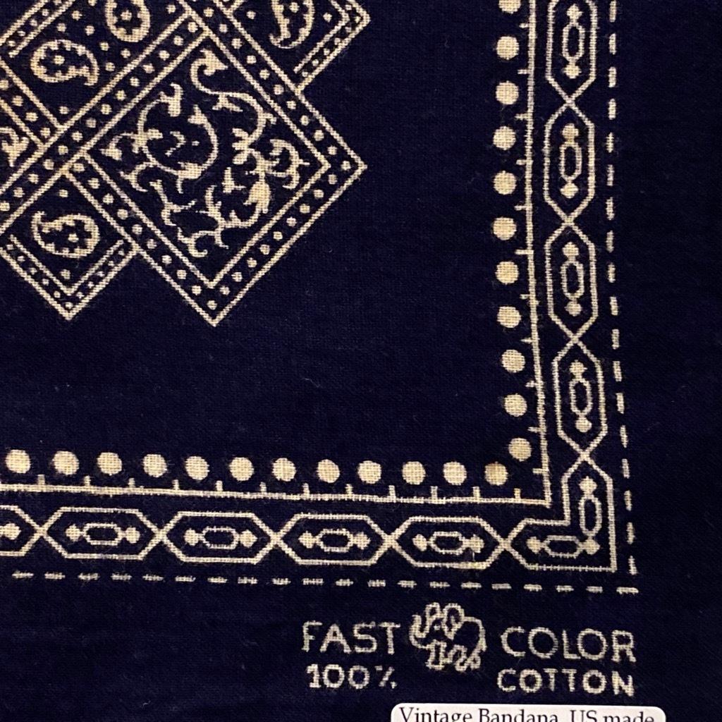 マグネッツ神戸店5/23(土)服飾雑貨&シューズ入荷! #5 Made in U.S.A. Bandana!!!_c0078587_17494953.jpg