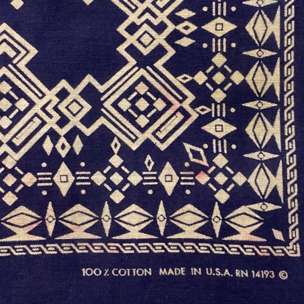 マグネッツ神戸店5/23(土)服飾雑貨&シューズ入荷! #5 Made in U.S.A. Bandana!!!_c0078587_17522289.jpg