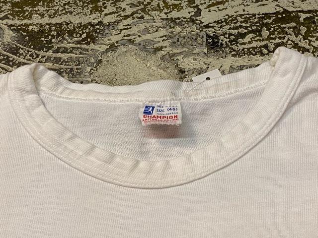 5月23日(土)11:30~マグネッツ大阪店オンラインストア夏物ヴィンテージ入荷!!#6 Vintage T-Shirt編 Part2 Champion!!_c0078587_19583518.jpg