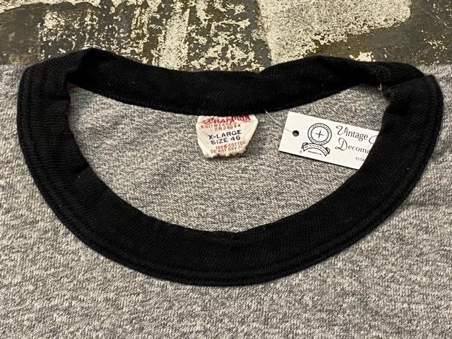 5月23日(土)11:30~マグネッツ大阪店オンラインストア夏物ヴィンテージ入荷!!#6 Vintage T-Shirt編 Part2 Champion!!_c0078587_20001552.jpg