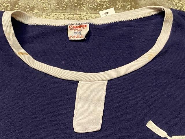 5月23日(土)11:30~マグネッツ大阪店オンラインストア夏物ヴィンテージ入荷!!#6 Vintage T-Shirt編 Part2 Champion!!_c0078587_20015110.jpg