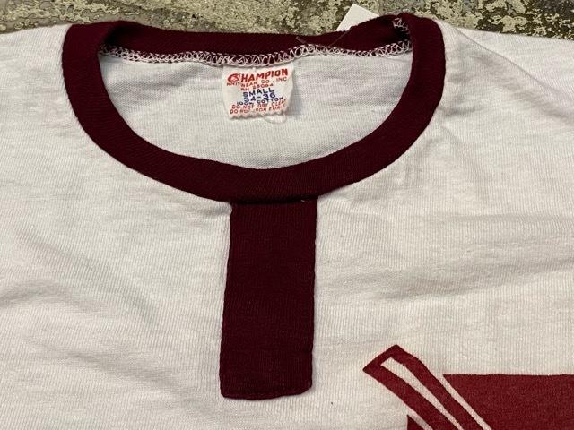 5月23日(土)11:30~マグネッツ大阪店オンラインストア夏物ヴィンテージ入荷!!#6 Vintage T-Shirt編 Part2 Champion!!_c0078587_20044947.jpg