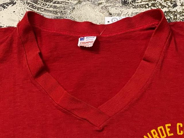 5月23日(土)11:30~マグネッツ大阪店オンラインストア夏物ヴィンテージ入荷!!#6 Vintage T-Shirt編 Part2 Champion!!_c0078587_20083107.jpg