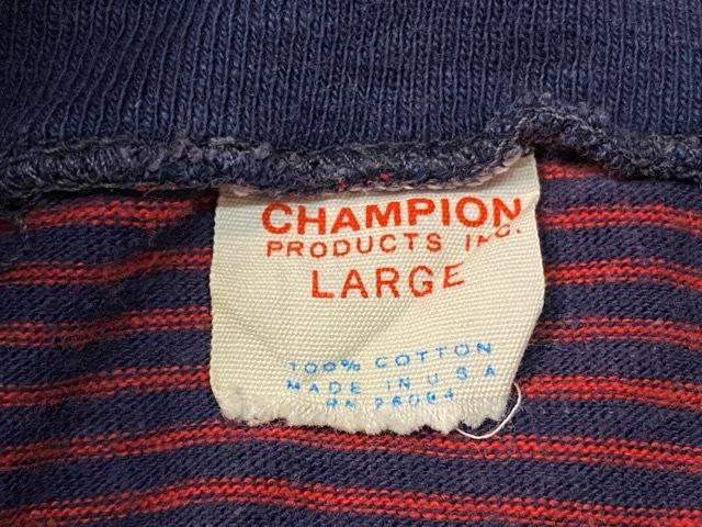 5月23日(土)11:30~マグネッツ大阪店オンラインストア夏物ヴィンテージ入荷!!#6 Vintage T-Shirt編 Part2 Champion!!_c0078587_20094869.jpg