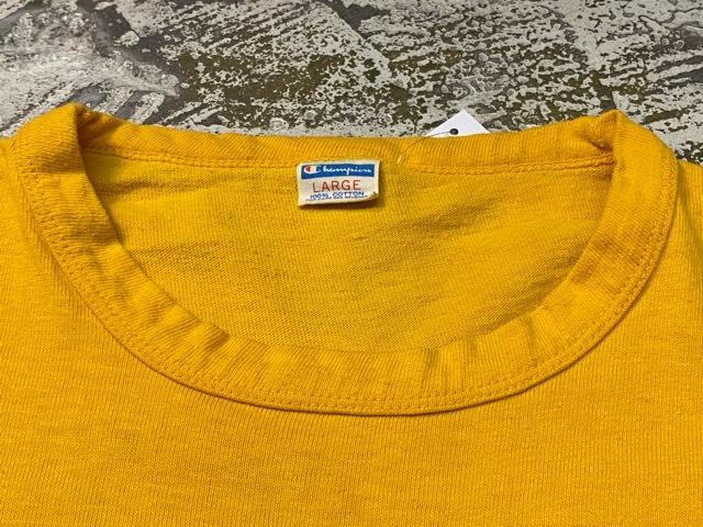 5月23日(土)11:30~マグネッツ大阪店オンラインストア夏物ヴィンテージ入荷!!#6 Vintage T-Shirt編 Part2 Champion!!_c0078587_20111355.jpg
