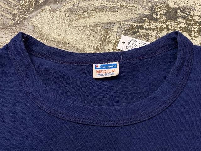 5月23日(土)11:30~マグネッツ大阪店オンラインストア夏物ヴィンテージ入荷!!#6 Vintage T-Shirt編 Part2 Champion!!_c0078587_20122909.jpg