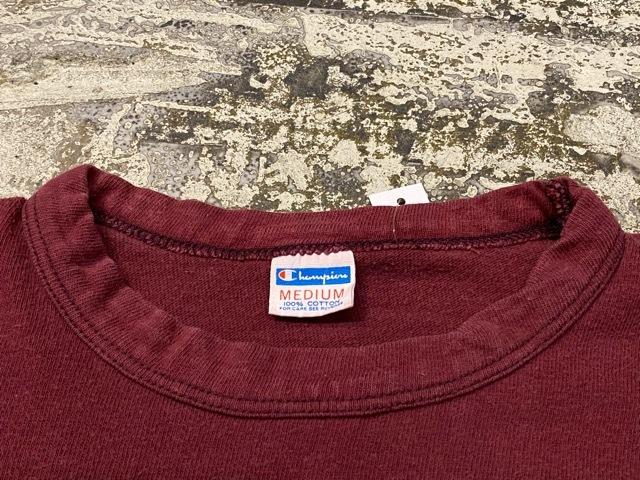 5月23日(土)11:30~マグネッツ大阪店オンラインストア夏物ヴィンテージ入荷!!#6 Vintage T-Shirt編 Part2 Champion!!_c0078587_20134107.jpg
