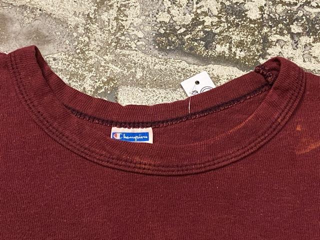 5月23日(土)11:30~マグネッツ大阪店オンラインストア夏物ヴィンテージ入荷!!#6 Vintage T-Shirt編 Part2 Champion!!_c0078587_20145965.jpg