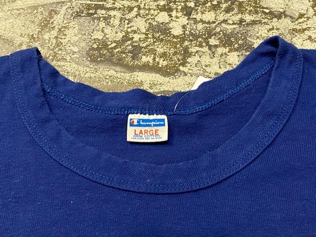 5月23日(土)11:30~マグネッツ大阪店オンラインストア夏物ヴィンテージ入荷!!#6 Vintage T-Shirt編 Part2 Champion!!_c0078587_20191523.jpg