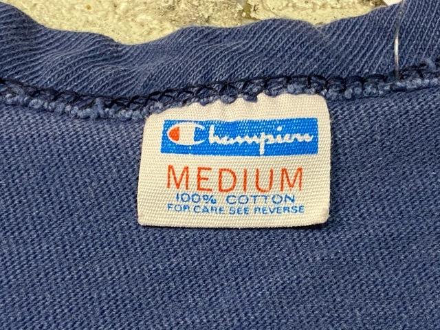 5月23日(土)11:30~マグネッツ大阪店オンラインストア夏物ヴィンテージ入荷!!#6 Vintage T-Shirt編 Part2 Champion!!_c0078587_20261367.jpg