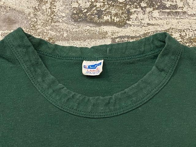 5月23日(土)11:30~マグネッツ大阪店オンラインストア夏物ヴィンテージ入荷!!#6 Vintage T-Shirt編 Part2 Champion!!_c0078587_20275955.jpg