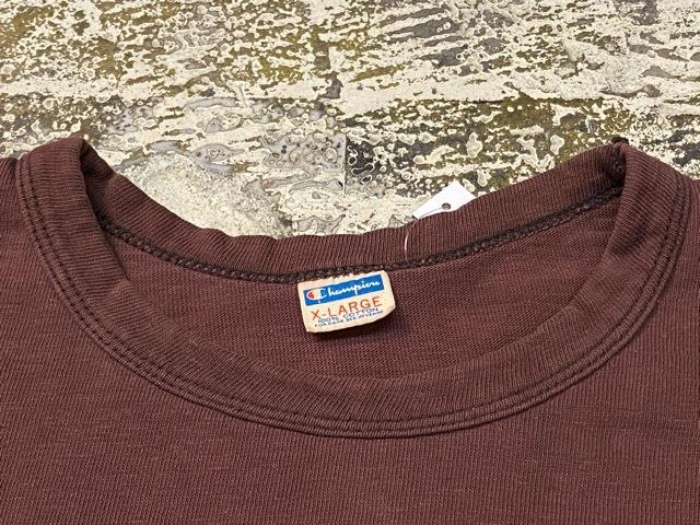 5月23日(土)11:30~マグネッツ大阪店オンラインストア夏物ヴィンテージ入荷!!#6 Vintage T-Shirt編 Part2 Champion!!_c0078587_20290875.jpg