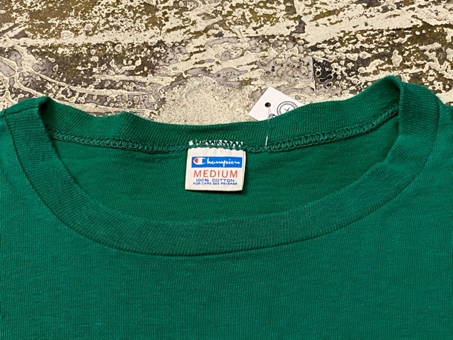 5月23日(土)11:30~マグネッツ大阪店オンラインストア夏物ヴィンテージ入荷!!#6 Vintage T-Shirt編 Part2 Champion!!_c0078587_20311128.jpg