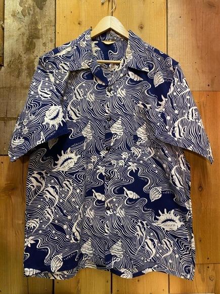5月23日(土)11:30~マグネッツ大阪店オンラインストア夏物ヴィンテージ入荷!!#1 Vintage Hawaiian Shirt!!_c0078587_23005175.jpg