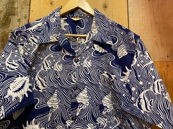 5月23日(土)11:30~マグネッツ大阪店オンラインストア夏物ヴィンテージ入荷!!#1 Vintage Hawaiian Shirt!!_c0078587_23010249.jpg