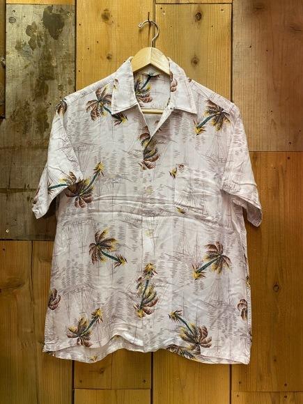 5月23日(土)11:30~マグネッツ大阪店オンラインストア夏物ヴィンテージ入荷!!#1 Vintage Hawaiian Shirt!!_c0078587_23065241.jpg