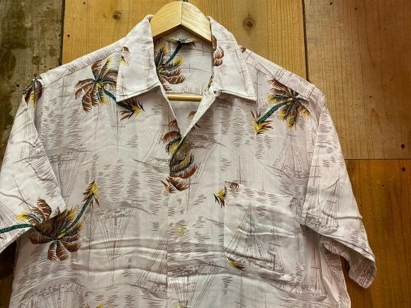5月23日(土)11:30~マグネッツ大阪店オンラインストア夏物ヴィンテージ入荷!!#1 Vintage Hawaiian Shirt!!_c0078587_23065308.jpg