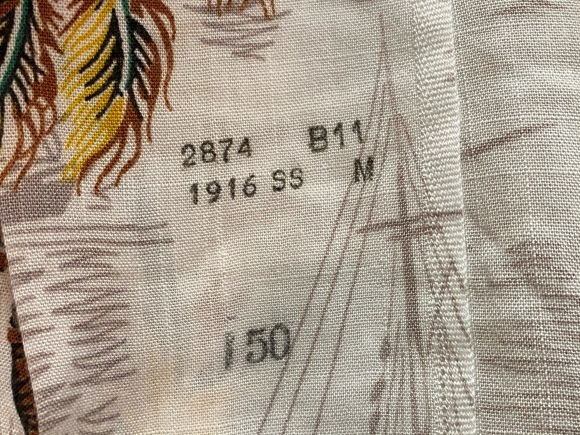 5月23日(土)11:30~マグネッツ大阪店オンラインストア夏物ヴィンテージ入荷!!#1 Vintage Hawaiian Shirt!!_c0078587_23072143.jpg