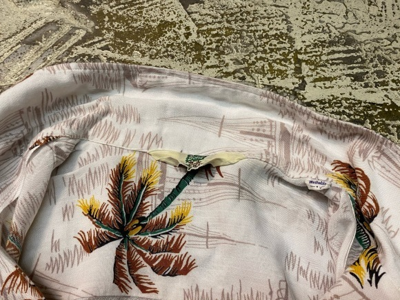 5月23日(土)11:30~マグネッツ大阪店オンラインストア夏物ヴィンテージ入荷!!#1 Vintage Hawaiian Shirt!!_c0078587_23072259.jpg