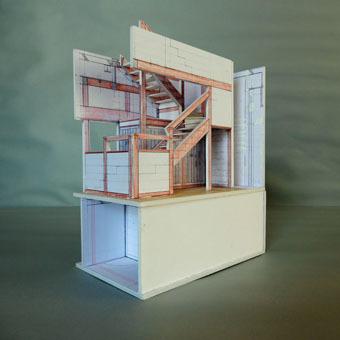 「廣松の間」のラフ模型をつくりました。_c0195909_08274296.jpg