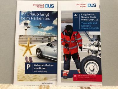 【パンフレット整理その23】ドイツデュッセルドルフ空港で_b0004410_15122995.jpg