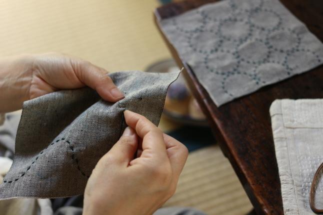 奈良「円ら」へ、刺し子をお届けするために。。。_f0354014_18030533.jpg