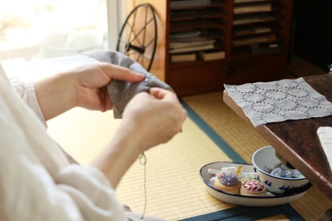 奈良「円ら」へ、刺し子をお届けするために。。。_f0354014_18031163.jpg
