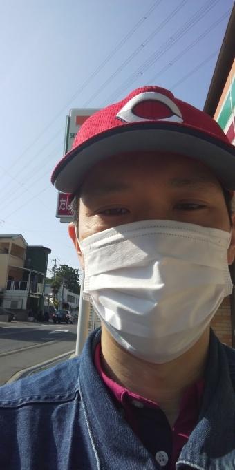 本日もアベノマスクよりコストコのマスクで介護現場に出勤です!_e0094315_08131875.jpg