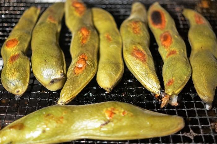 ■菜園料理【採り立て空豆のレモン塩バター焼き】_b0033423_20545105.jpg