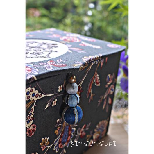 ミントグリーンの箱とタッセルコーディネート_b0242032_02582189.jpg