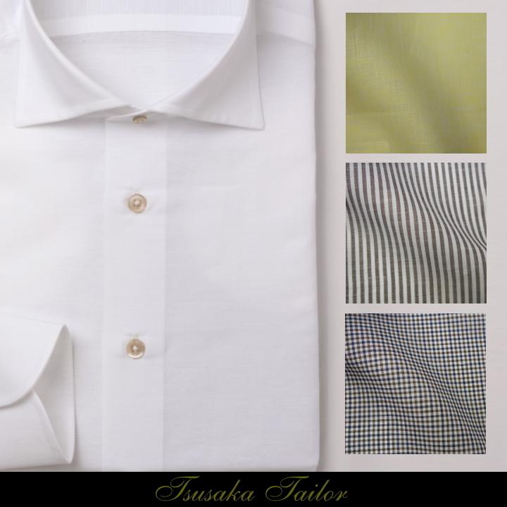 ハードマンズリネンのシャツ | オーダーシャツ_d0255741_17390242.jpg