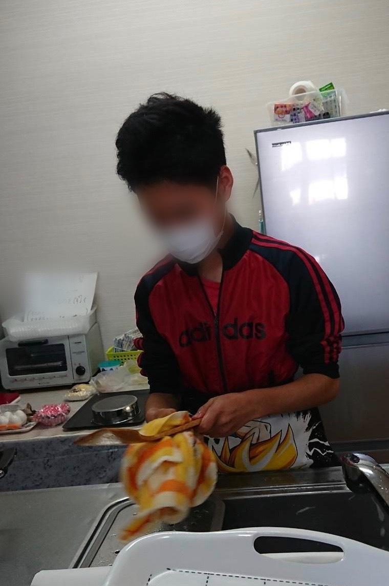 蒸しパン つくちゃいました🙄_f0065444_16530361.jpeg