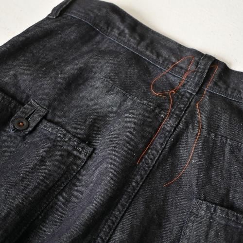 KATO\' Side Seemless Cropped Denim Pants_e0247148_18430585.jpg