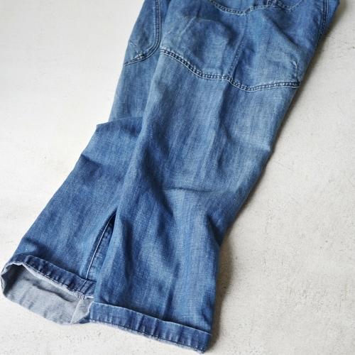 KATO\' Side Seemless Cropped Denim Pants_e0247148_18454956.jpg