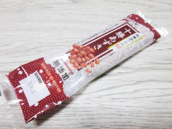 【シャトレーゼ】和菓子アイス 十勝あずき_c0152767_18375509.jpg