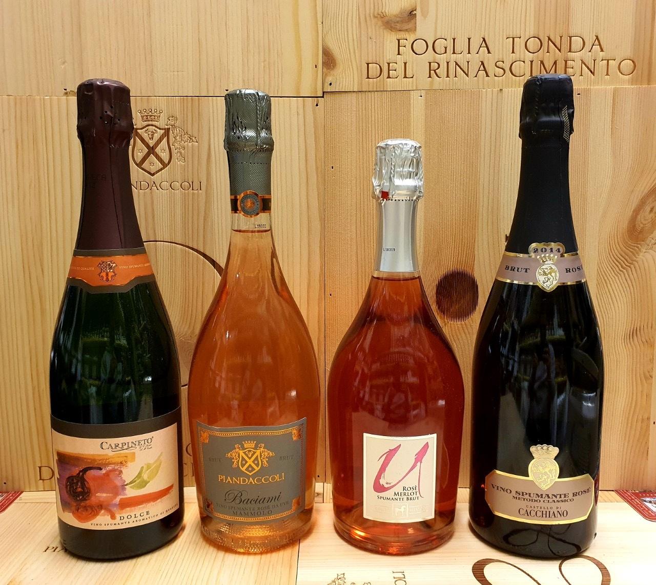 ワイン便の発送:スパークリングワイン、リモンチェッロ ecc._a0136671_23365578.jpeg