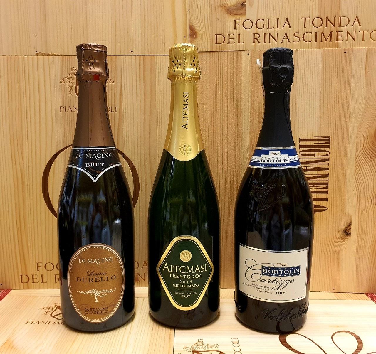ワイン便の発送:スパークリングワイン、リモンチェッロ ecc._a0136671_23370682.jpeg