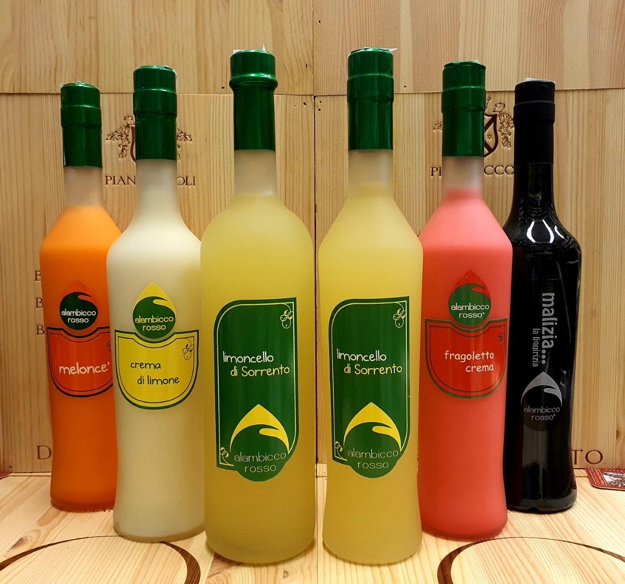 ワイン便の発送:スパークリングワイン、リモンチェッロ ecc._a0136671_23384316.jpeg