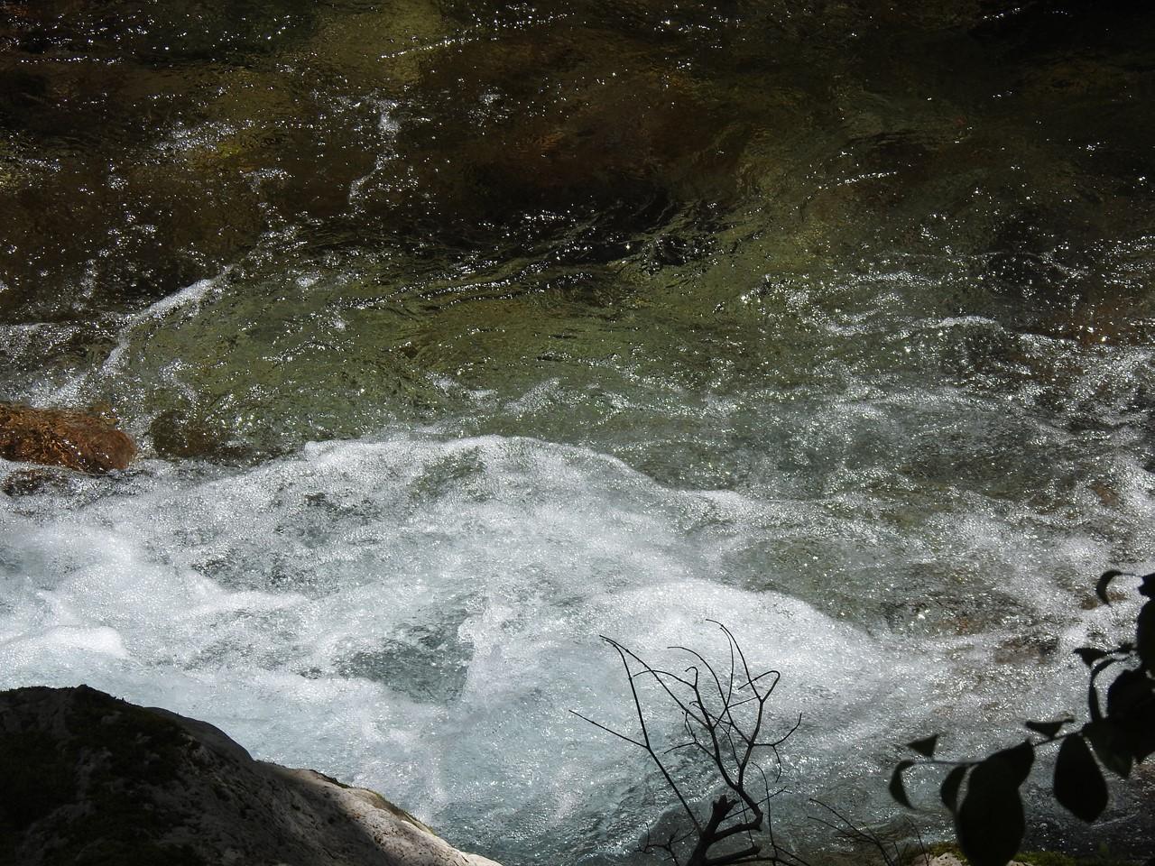 『渓流風景(神崎川と円原川)』_d0054276_20231761.jpg