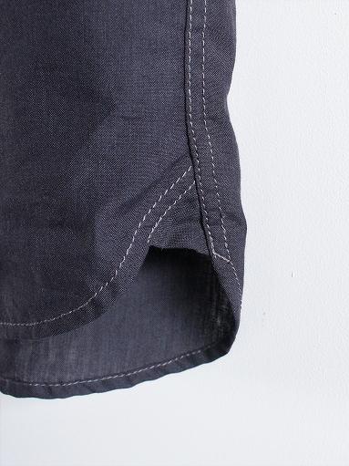 and wander Dry Linen Short Sleeve Shirt_b0139281_13301145.jpg