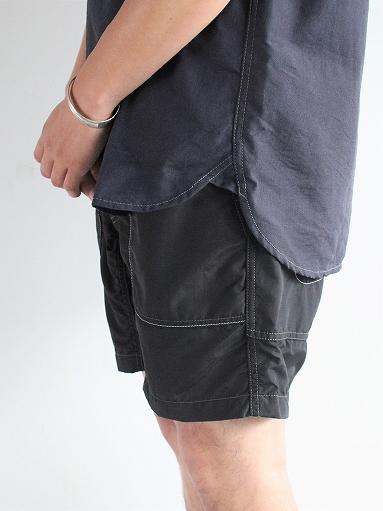 and wander Dry Linen Short Sleeve Shirt_b0139281_13303062.jpg