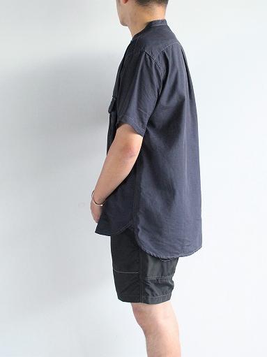 and wander Dry Linen Short Sleeve Shirt_b0139281_13304184.jpg