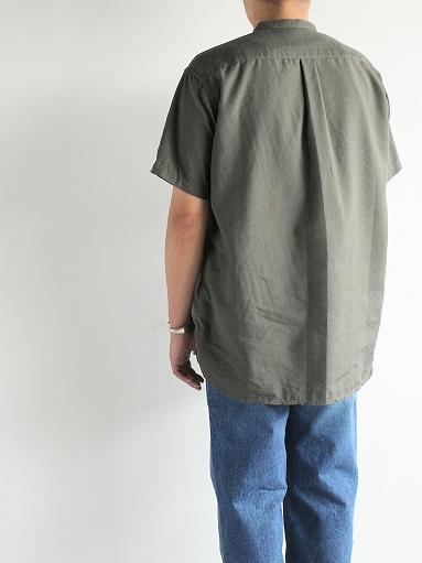 and wander Dry Linen Short Sleeve Shirt_b0139281_1330476.jpg