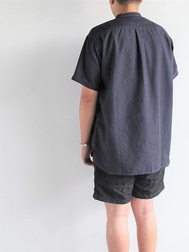 and wander Dry Linen Short Sleeve Shirt_b0139281_13305237.jpg
