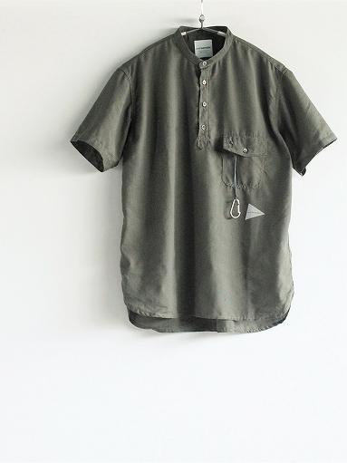 and wander Dry Linen Short Sleeve Shirt_b0139281_1331180.jpg